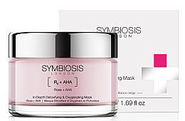 Parfüm, Parfüméria, kozmetikum Detoxikáló arcmaszk - Symbiosis London In Depth Detoxifying & Oxygenating Mask