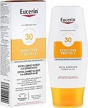 Parfüm, Parfüméria, kozmetikum Könnyű testápoló SPF30 - Eucerin Sun Protection Lotion Extra Light SPF30