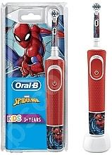 Parfüm, Parfüméria, kozmetikum Elektromos fogkefe - Oral-B Vitality Kids Spiderman