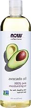 Parfüm, Parfüméria, kozmetikum Avokádó olaj - Now Foods Solution Avocado Oil