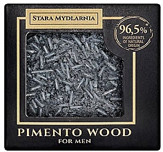 Parfüm, Parfüméria, kozmetikum Szilárd sampon férfiaknak - Stara Mydlarnia Pimento Wood Shampoo Bar