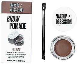 Parfüm, Parfüméria, kozmetikum Szemöldök pomádé - Makeup Obsession Brow Pomade