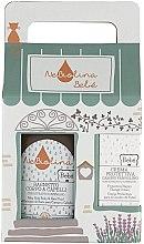 Parfüm, Parfüméria, kozmetikum Szett - NeBiolina Baby Gift Set II (body/hair/fluid/500ml+cr/100ml)