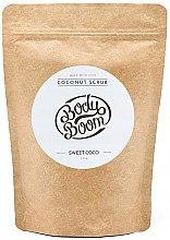 Parfüm, Parfüméria, kozmetikum Kókuszos testradír - Body Boom Coconut Scrub Sweet Coco