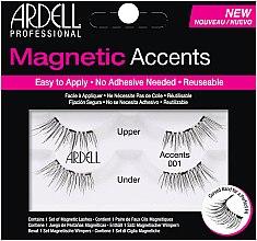 Parfüm, Parfüméria, kozmetikum Műszempilla - Ardell Magnetic Lashes Accents 001