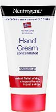 Parfüm, Parfüméria, kozmetikum Koncentrált kéz krém - Neutrogena Norwegian Formula Concentrated Unscented Hand Cream