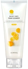 Parfüm, Parfüméria, kozmetikum Tisztító hab citrom kivonattal - Eunyul Daily Care Lemon Foam Cleanser