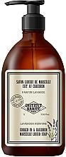 Parfüm, Parfüméria, kozmetikum Folyékony szappan - Institut Karite Lavender So Vintage Marseille Liquid Soap