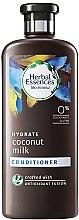 Parfüm, Parfüméria, kozmetikum Kondicionáló - Herbal Essences Coconut Milk Conditioner