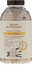 """Parfüm, Parfüméria, kozmetikum Fürdősó """"Magnólia és vanília"""" - Nature de Marseille"""