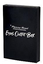 Parfüm, Parfüméria, kozmetikum Sminkkészlet szemre - Pierre Rene Outfit Eyes Box (mascara/15ml + liner/2.5ml + pencil/0.35g)