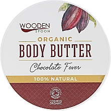 "Parfüm, Parfüméria, kozmetikum Test vaj ""Csokoládé"" - Wooden Spoon Chocolate Fever Body Butter"