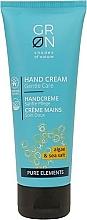 Parfüm, Parfüméria, kozmetikum Hidratáló kézkrém - GRN Alga & Sea Salt Hand Cream