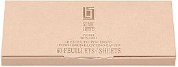 Parfüm, Parfüméria, kozmetikum Mattító arctörlő kendő - Serge Lutens Powdered Blotting Paper