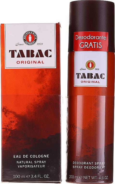 Maurer & Wirtz Tabac Original - Szett (edc/100ml + deo/200ml)