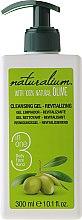 Parfüm, Parfüméria, kozmetikum Revitalizáló tisztítógél arcra és testre - Naturalium Revitalizing Cleansing Gel