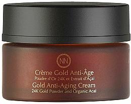 Parfüm, Parfüméria, kozmetikum Anti age arckrém - Innossence Innor Gold Anti-Aging Cream