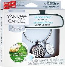 Parfüm, Parfüméria, kozmetikum Autóillatosító - Yankee Candle Clean Cotton