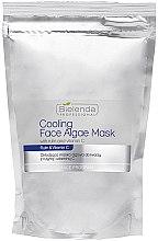 Parfüm, Parfüméria, kozmetikum Alginát arcmaszk rutinnal és C-vitaminnal - Bielenda Professional Cooling Face Algae Mask (tartalék blokk)