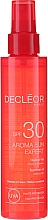 Parfüm, Parfüméria, kozmetikum Haj- és testápoló olaj - Decleor Aroma Sun Expert Summer Oil Spf30