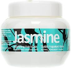 Parfüm, Parfüméria, kozmetikum Maszk sérült hajra - Kallos Cosmetics Jasmine Nourishing Hair Mask