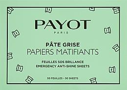Parfüm, Parfüméria, kozmetikum Mattító kendők - Payot Pate Grise Emergency Anti-Shine Sheets