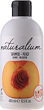 """Parfüm, Parfüméria, kozmetikum Sampon """"Őszibarack"""" - Naturalium Shampoo And Conditioner Peach"""