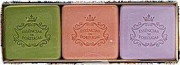 Parfüm, Parfüméria, kozmetikum Szett - Essencias De Portugal Aromas Collection Autumn Set (soap/3x80g)