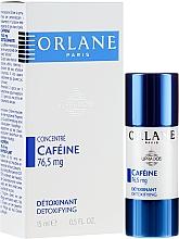 Parfüm, Parfüméria, kozmetikum Koffeines szérum koncentrátum - Orlane Supradose Concentrate Caffeine Detoxifying