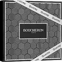 Parfüm, Parfüméria, kozmetikum Boucheron Quatre Boucheron Pour Homme - Szett (edt/100ml + ash/balm/100ml + sh/gel/100ml)