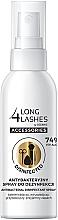 Parfüm, Parfüméria, kozmetikum Kellék tisztító antibakteriális spray - Long4Lashes Antibacterial Disinfected Accessories Spray 74% Alcohol