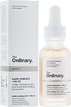 Parfüm, Parfüméria, kozmetikum Hámlasztó tejsavval - The Ordinary Lactic Acid 10% + HA 2%