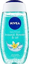 Parfüm, Parfüméria, kozmetikum Tusfürdő gél - Nivea Hawaii Flower & Oil Shower Gel
