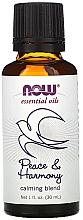 Parfüm, Parfüméria, kozmetikum Nyugtató illóolaj - Now Foods Essential Oils Peace & Harmony