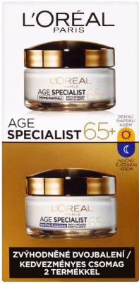 Készlet - L'Oreal Paris Age Specialist 65+ (cr/50ml + cr/50ml)