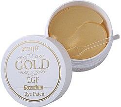 Parfüm, Parfüméria, kozmetikum Hidrogél szemtapasz Premium arannyal EGF - Petitfee & Koelf Premium Gold & EGF Eye Patch