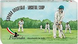 "Parfüm, Parfüméria, kozmetikum Természetes szappan ""Baseball"" - Florinda Sport & Spezie Natural Soap"