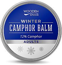 Parfüm, Parfüméria, kozmetikum Balzsam testre - Wooden Spoon Winter Camphor Balm