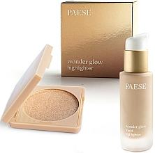 Parfüm, Parfüméria, kozmetikum Készlet - Paese Wonder Glow Highlighter (highlighter/7,5g+highlighter/20ml)
