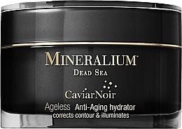 Parfüm, Parfüméria, kozmetikum Hidratáló krém fekete kaviár kivonattal - Mineralium Caviar Noir Anti-Aging Hydrator