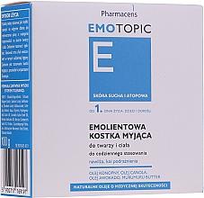 Parfüm, Parfüméria, kozmetikum Szappan száraz és atópiás bőrre - Pharmaceris E Emotopic Soap