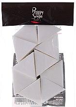 Parfüm, Parfüméria, kozmetikum Sminkszivacs, 10 db. - Peggy Sage Make-up Sponge