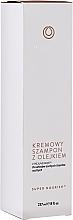 Parfüm, Parfüméria, kozmetikum Tápláló sampon olajokkal - Monat Super Nourish Oil Cream Shampoo