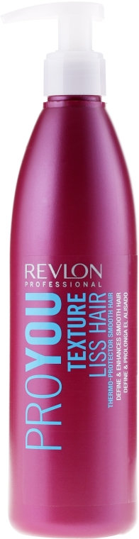 Hővédő spray - Revlon Professional Pro You Texture Liss Hair