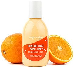 Parfüm, Parfüméria, kozmetikum Tusfürdő narancs olajjal - Uoga Uoga Shower Gel