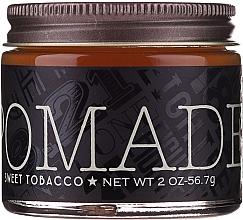 Parfüm, Parfüméria, kozmetikum Hajformázó pomádé - 18.21 Man Made Hair Pomade Sweet Tobacco Styling Product Medium Hold