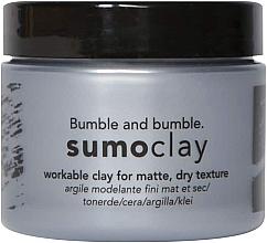 Parfüm, Parfüméria, kozmetikum Modellező agyag - Bumble And Bumble SumoClay