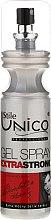 Parfüm, Parfüméria, kozmetikum Hajformázó gél spray - Tenex Stile Unico Gel Spray Extra Strong