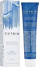 Parfüm, Parfüméria, kozmetikum Ammónia mentes hajfesték - Cutrin Aurora Demi Color