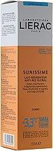 Parfüm, Parfüméria, kozmetikum Regeneráló napozás utáni testápoló - Lierac Sunissime Lait Reparateur Anti-Age Global